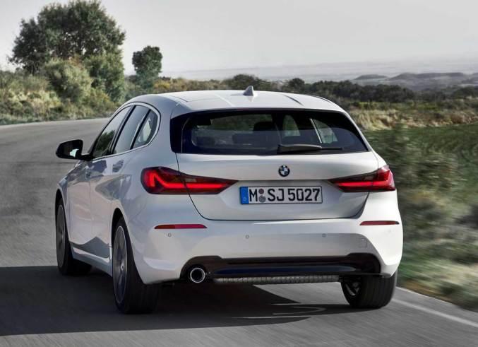 BMW 1 SERİSİ