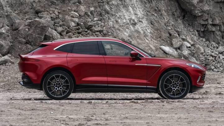 Lüks SUV: Aston Martin DBX