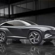 Hyundai'den geleceğin SUV konsepti