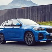 BMW X1'e hibrit versiyon geldi