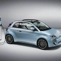 Üçüncü nesil Fiat 500 elektriklendi