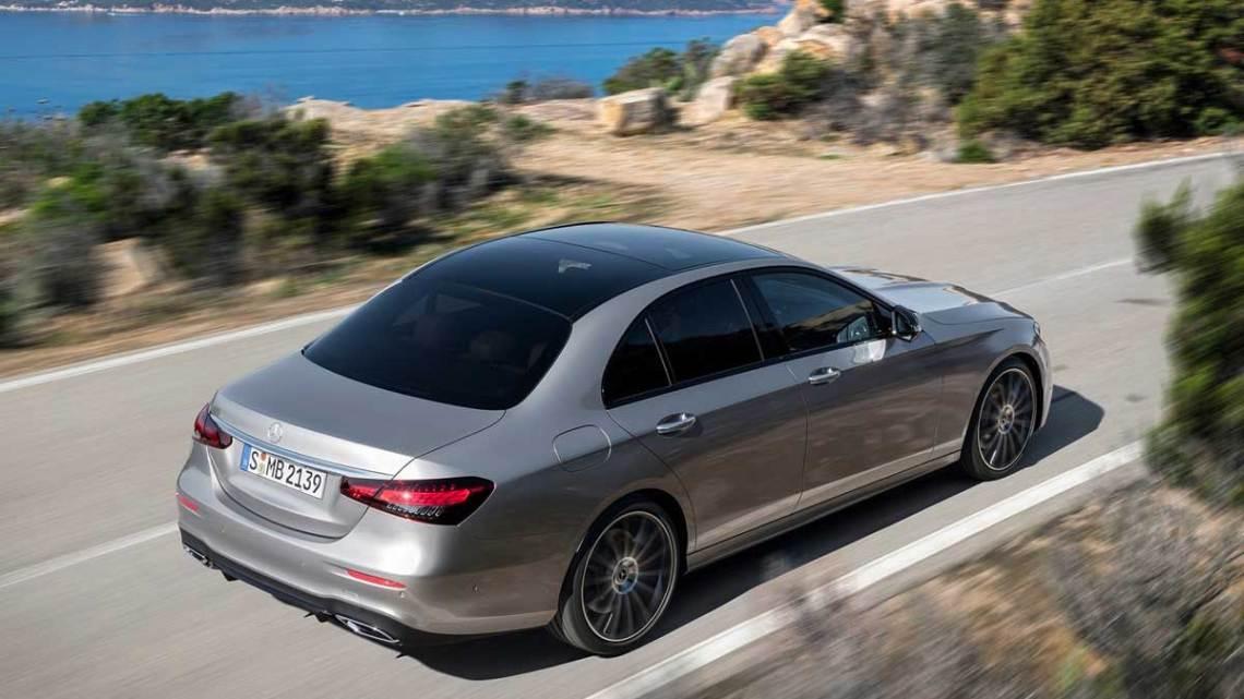 Yenilenen Mercedes E-Serisi Türkiye'ye geldi