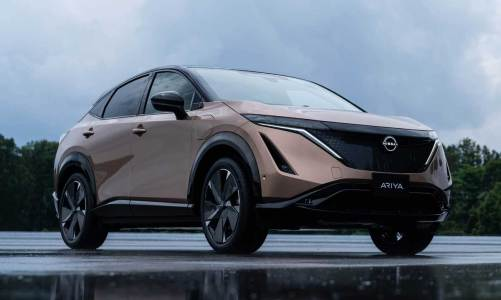 Nissan'dan yeni elektrikli SUV: Ariya
