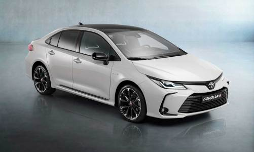 Sportif Toyota Corolla: GR Sport