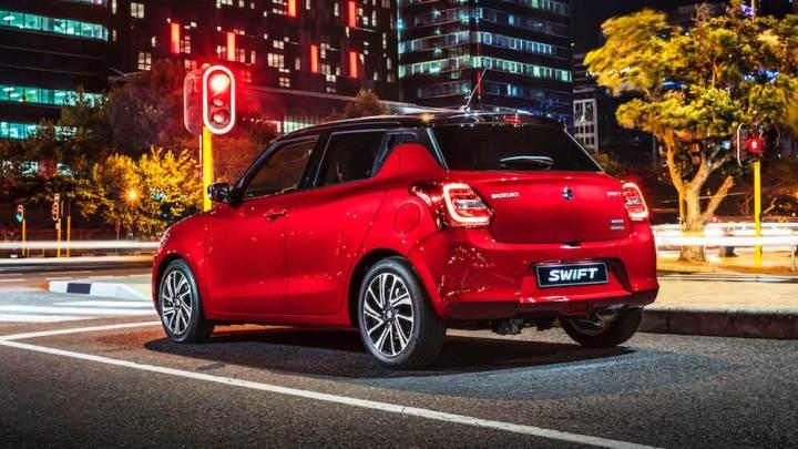 Yeni Suzuki Swift Hybrid Türkiye'ye geldi