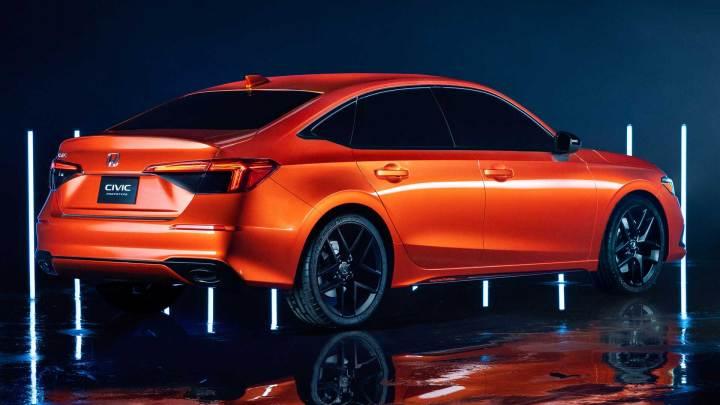 2021 model Honda Civic'in ilk görüntüleri