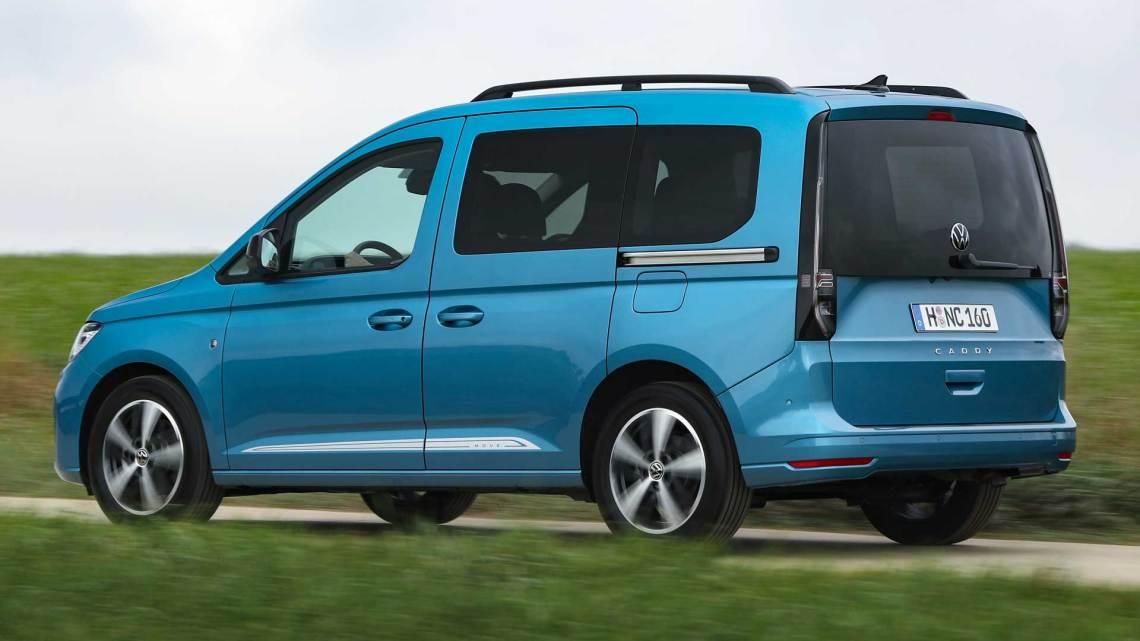 Tamamen yeni Volkswagen Caddy'nin fiyatları belli oldu