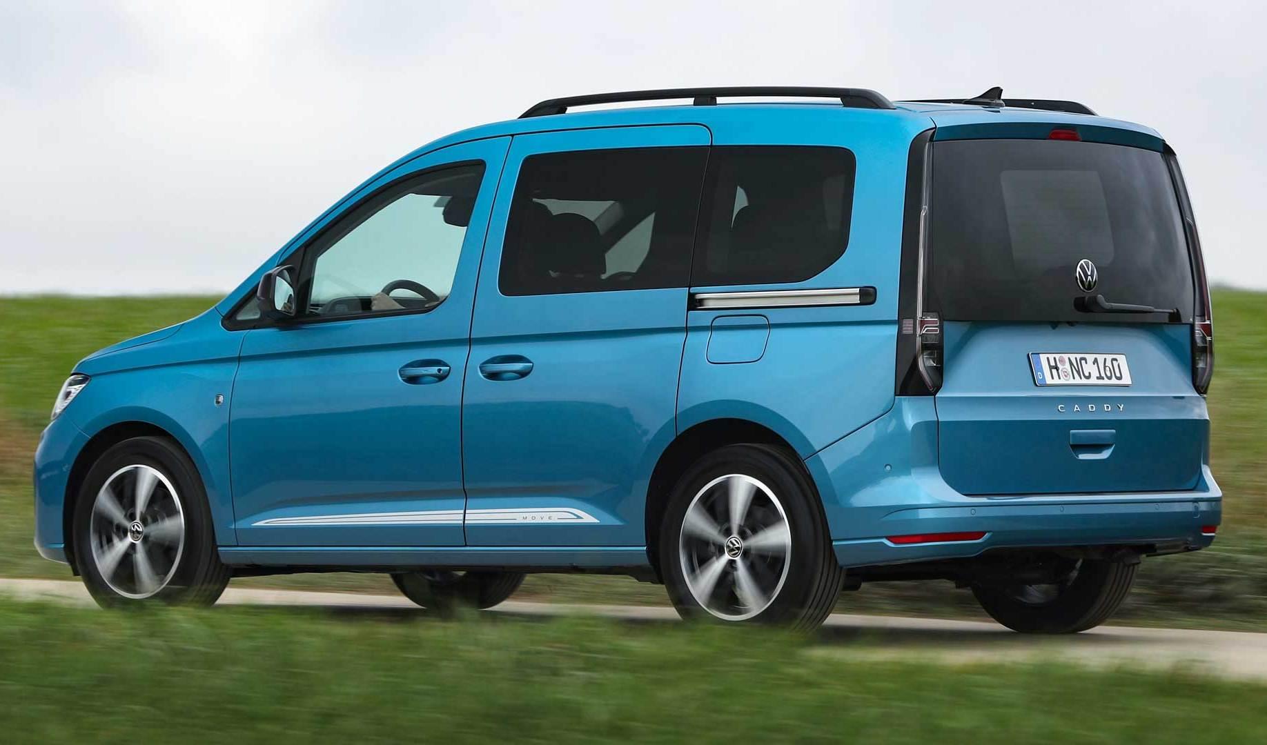 2021 yeni Volkswagen Caddy test sürüşü - Otomobil Uzmanı