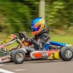 O piloto de Bento Gonçalves conquista um lugar no podium em sua primeira participação no estadual.