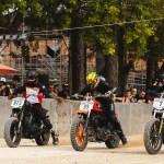 Semifinal do Campeonato Brasileiro de Flat Track ocorreu durante o BMS 2019.