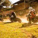 Modalidade Flat Track vem ganhando mais adeptos no Brasil.