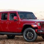 Jeep Gladiator High Altitud.