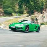 Novo Porsche 718 Boxster GTS 4.0.