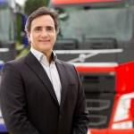 Alcides Cavalcanti, diretor comercial de caminhões da Volvo.