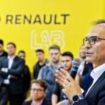 Renault LAB Universidade POSITIVO.