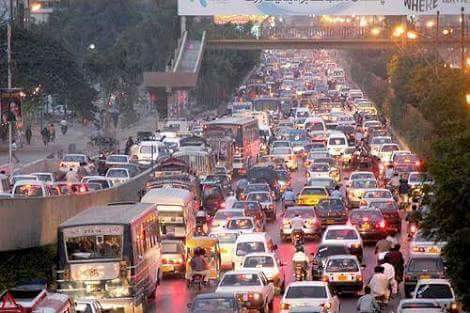 karachi-traffic