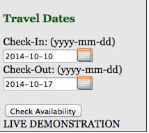 online reservation system playa del carmen