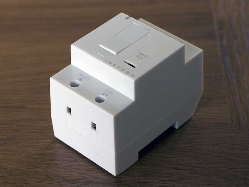 Insteon UK DIN Rail Module
