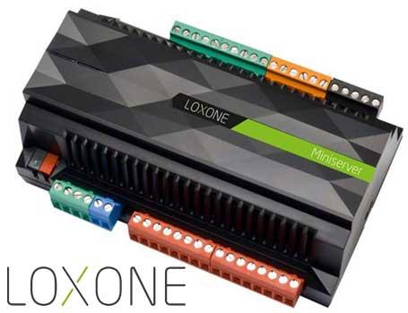 Loxone mini server