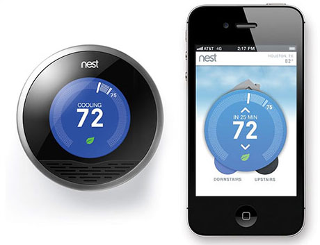 Nest Is Testing Its Learning Thermostat In The Uk