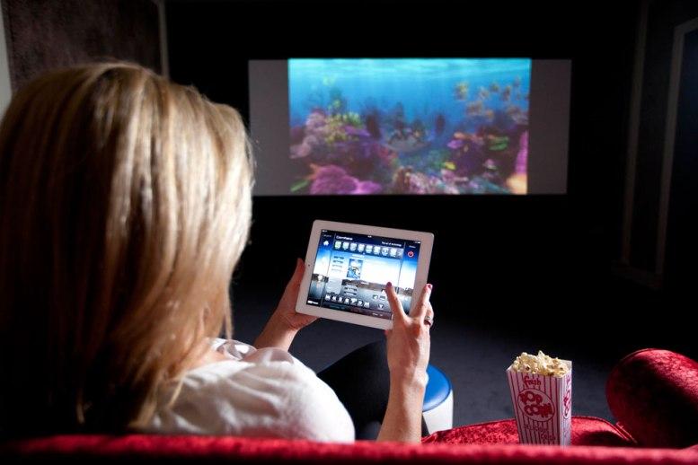 Cornflake Smart App-artment Cinema
