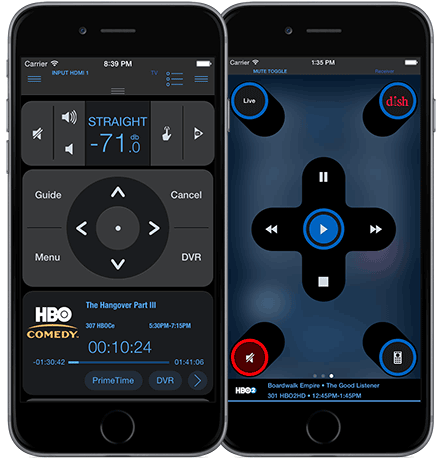 Roomie Remote - iPhone