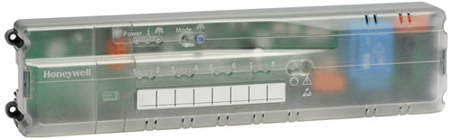 Honeywell evohome underfloor heating controller