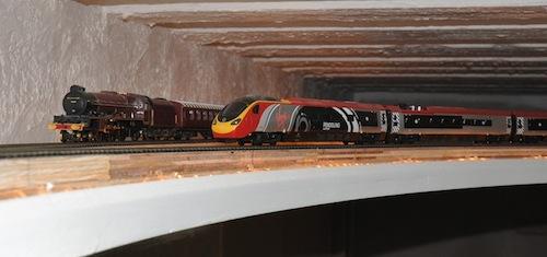 The UK's Smartest Home? Model Railway