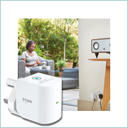 D-Link mydlink Home Automation - Music Everywhere