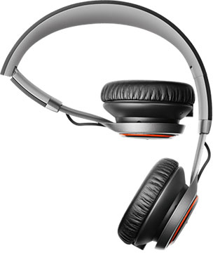 Jabra Revo Wireless Bluetooth Headphones Folding