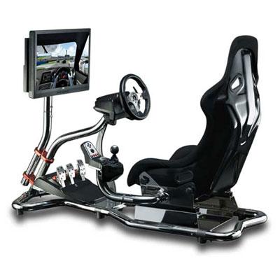 Sim Racing Setup – 21st Century Mid Life Crisis? – Automated Home