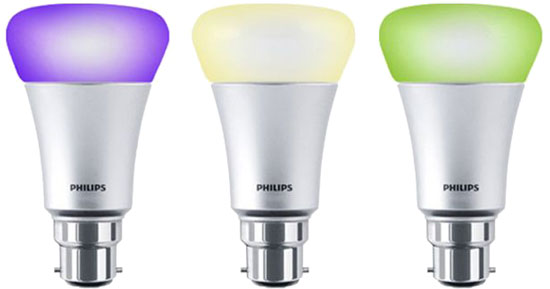 Philips Hue Bulbs