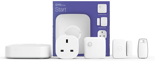 SmartThings UK Starter Kit