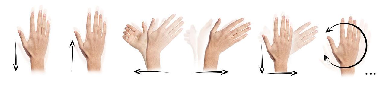 Fibaro Swipe Gestures
