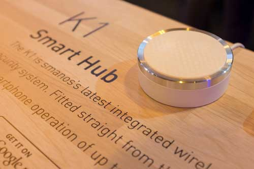 smanos K1 Smart Hub