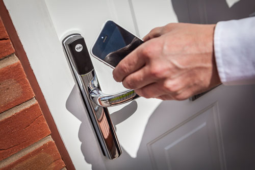 New Yale Conexis L1 Smart Door Lock Automated Home