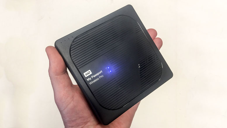 WD 3TB My Passport Wireless Pro