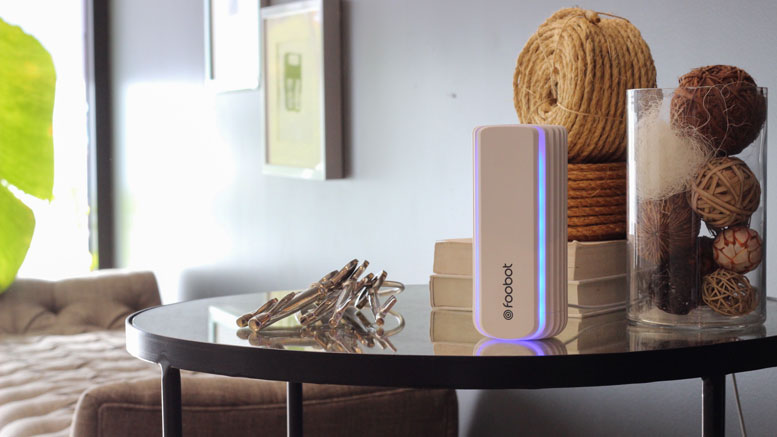 Foobot Smart Air Quality Meter