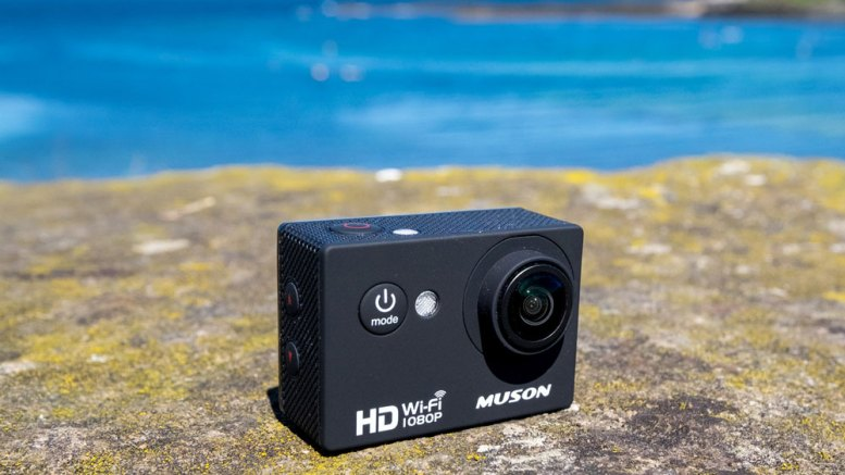 Muson MC1 Action Camera