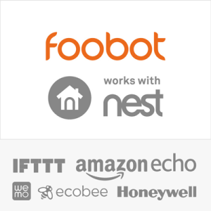 Foobot Air Quality Monitor - Smart Home Integration