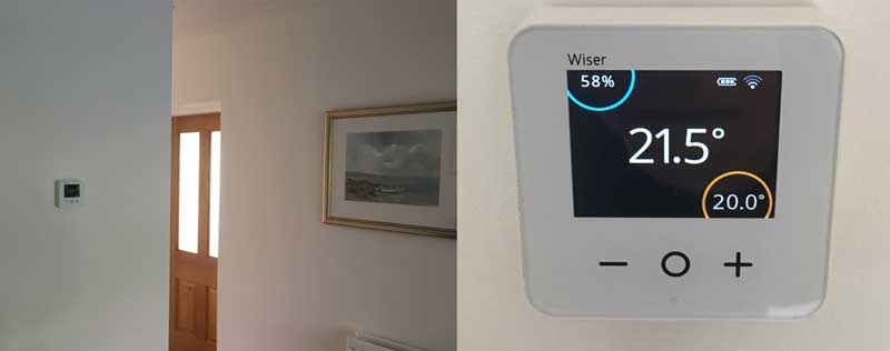 Drayton Wiser Smart Heating Controls Review Part 1 – Step by