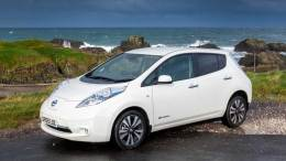 Nissan Leaf EV - First Year Running Costs