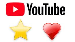 YouTube Favourites 2017