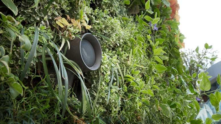 London Smart Home byPro Install AV - Outdoor Audio