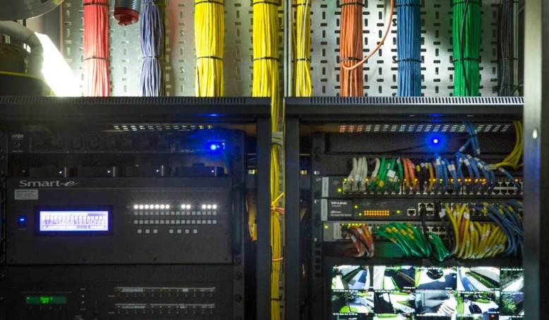 London Smart Home byPro Install AV - Rack 3