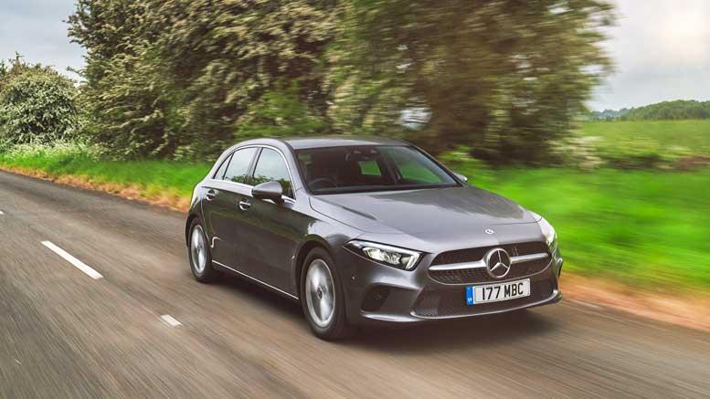 New 2018 Mercedes A-Class