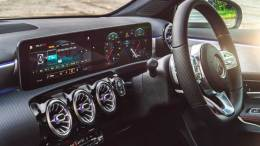 New Mercedes-Benz A-Class MBUX