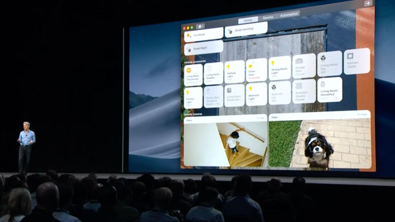 WWDC 2018 - Home