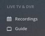 Plex DVR Menu  - plex dvr menu - Setting Up a Plex Freeview Network DVR with Silicondust HDHomeRun – Automated Home