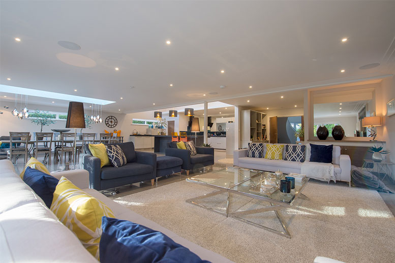 Loxone Smart Home - Ferndown  - Loxone Smart Home Ferndown Amica 5 - Stunning Dorset Property Gets The Loxone Smart Home Treatment – Automated Home